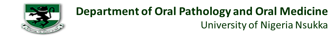Department of Oral Pathology and Oral Medicine